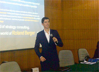 Diogo Granate,  Principal in the Jakarta office of Roland Berger Strategy Consultants