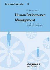 Change Management - Human Performance Management
