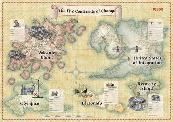 Change News | Landkarte