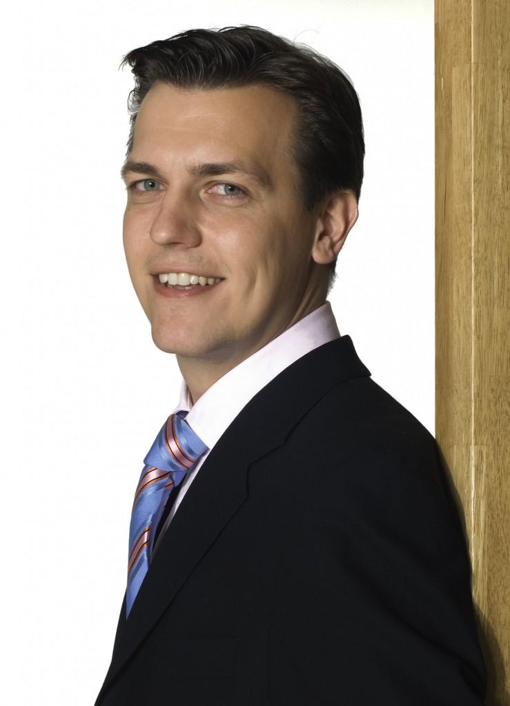 Tobias Müller, Director bei Klenk & Hoursch
