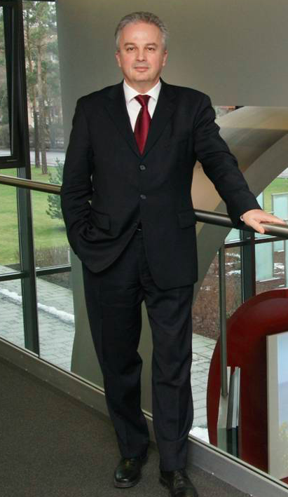 Erich Unkrig, Head of People Development AREVA