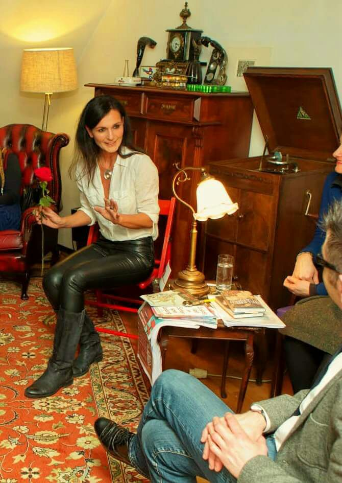 Ulrike Gastmann ManagementRadio